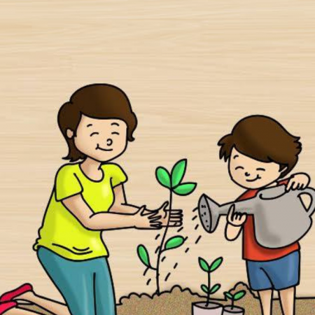 kids preschool world environment day